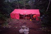 Petugas Disiagakan di Sekitar Lahan Terbakar di Bengkalis Riau