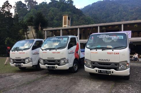 Isuzu Siap Ekspor Traga ke ASEAN
