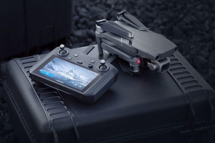 Ilustrasi DJI Smart Controller