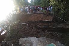 Jembatan Penghubung di Maluku Tengah Ambruk, Warga 4 Desa Terisolasi