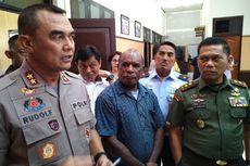 Kapolda Berharap Gubernur Papua Sampaikan Pesan yang Menyejukkan