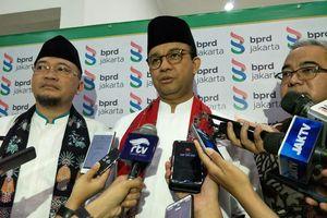 Banjir Rendam 17 Titik di Jakarta, Apa Komentar Gubernur Anies?