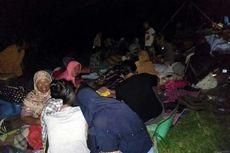 Ada Isu Tsunami, Warga di Sejumlah Desa di Morotai Mengungsi