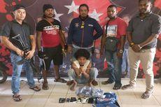 Polisi Tangkap Pelaku Pencurian 9 Unit Handphone di Teluk Bintuni
