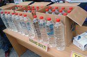 Polisi Amankan 1.000 Liter Lebih Miras Ilegal