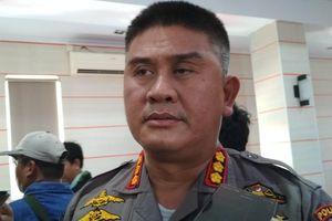 Ribuan Personel Polri Kawal Pengamanan Kampanye Prabowo di Makassar