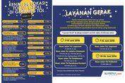 INFOGRAFIK: 56 Lokasi 'Top Up' Uang Elektronik untuk Panduan Mudik
