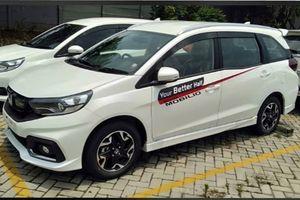 Meluncur Besok, Tampilan Honda Mobilio Terbaru Sudah Bocor