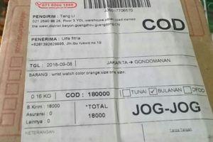 Polisi Telusuri Penyebar Hoaks Paket 'Misterius' yang Meresahkan