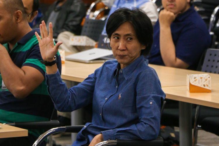 Pengajar statistika Universitas Multimedia Nusantara (UMN), Tan Thing Heng
