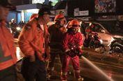 Akibat Banjir Bandang di Cicaheum Bandung, Kemacetan Terjadi hingga Sore Ini