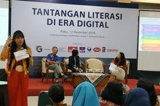 Tantangan Literasi Era Digital dan Peribahasa