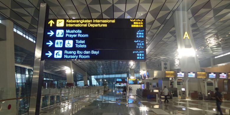 ini daftar maskapai penerbangan tiap terminal di bandara soetta rh travel kompas com terminal sriwijaya soekarno hatta 2017 terminal sriwijaya soekarno hatta