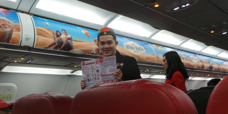 Pramugara AirAsia Jakarta-Macau