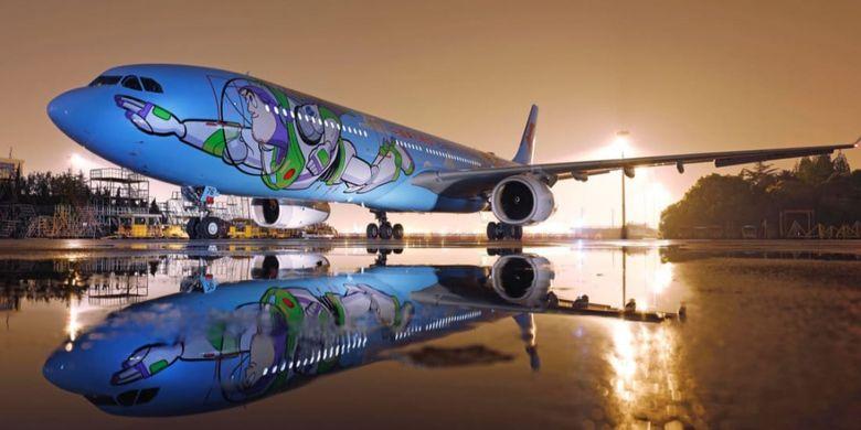 Pesawat Toy Story