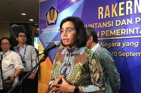 Sri Mulyani: Kuartal III 2018, Defisit Transaksi Berjalan Belum Turun