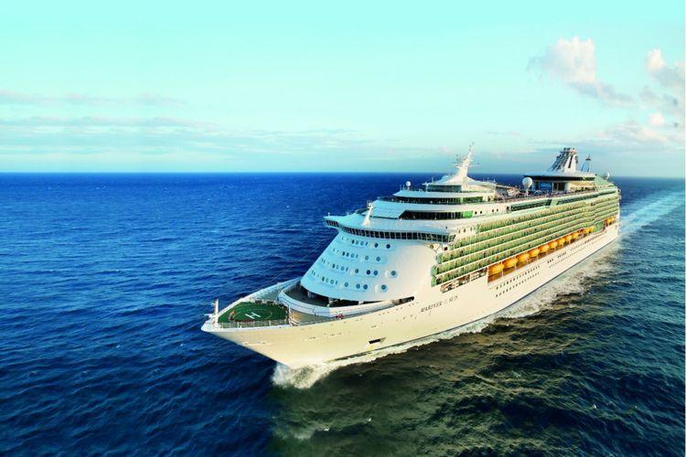 Kapal milik Royal Caribbean
