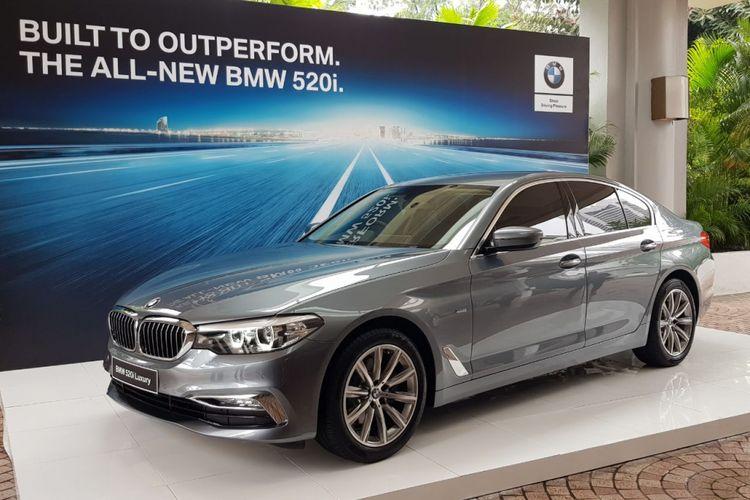 BMW 520i Rakitan Lokal