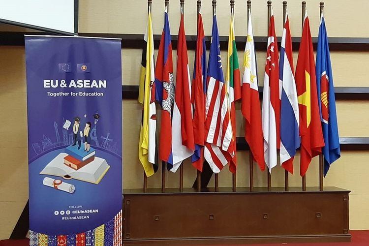Kerja sama pendidikan antara Uni Eropa dan ASEAN.