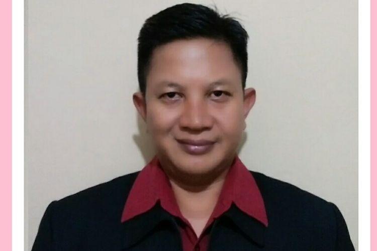 Aris Wahyudi alias Arwah, pendiri situs www.nikahsirri.com