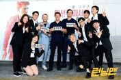 Senyum Lebar Tom Cruise Dkk Saat Shooting Running Man
