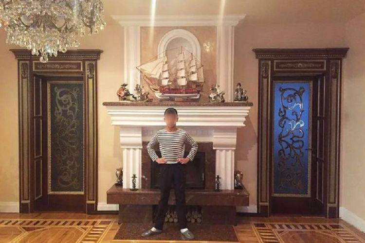 Vasya Turda. Remaja 14 tahun di Ukraina yang didakwa membunuh temannya karena kalah bermain game di Ukraina.