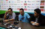 Aji Santoso Enggan Komentari Gol Kontroversial Diego Assis