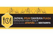 Jadwal Imsak dan Buka Puasa di Jayapura pada Hari Ini