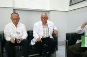 Kontestan Pilkada Jabar Jalani Pemeriksaan Kesehatan di RSHS Bandung