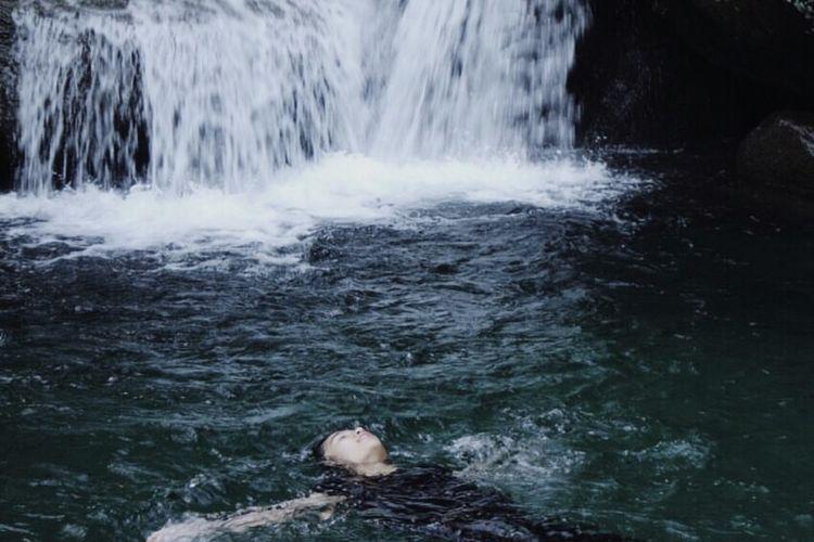 Air terjun cyclop menurupakan salah satu air terjun yang berada di kaki gunung Cyclop, Sentani, Jayapura, Papua.