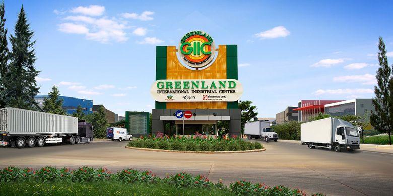Greenland International Industrial Center (GIIC).