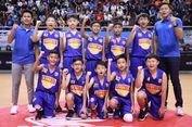 11 Pebasket Muda Indonesia Ikut Kejuaraan Yunior di Thailand