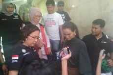 Ratna Sarumpaet Kembali Ditahan di Rutan Polda Metro Jaya