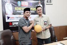 Pemerintah Jawa Timur Gelar Football For Peace Jawa Timur 2019