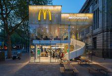 3 Gerai McDonald's, Unik dan Menarik