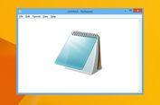 Notepad di Windows 10 Bakal Dipercanggih