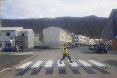 Kurangi Kecelakaan, Islandia Buat