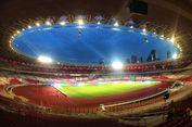 Sistem Pencahayaan Stadion GBK Senayan Disebut Terbaik di Dunia