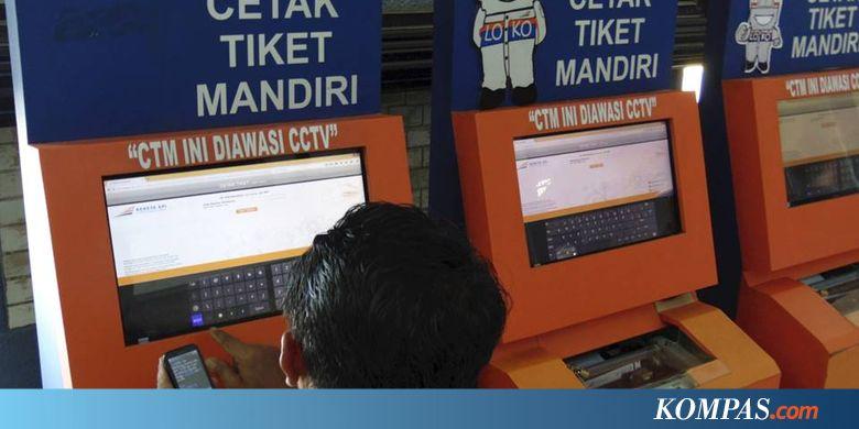 Jangan Buang Boarding Pass Kereta Anda Bisa Ditukar Tiket Gratis