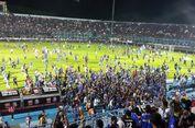 PSSI Resmi Jatuhkan Sanksi untuk Arema FC Terkait Kericuhan Penonton