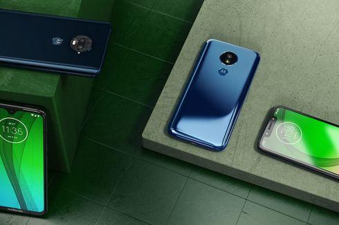 Motorola Luncurkan 4 Varian Moto G7