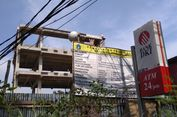 Kontraktor Lamban, Pembangunan Kantor Kelurahan Jatinegara Mangkrak
