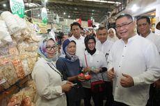 Bentuk HASANAH Spot di Pasar Modern Bintaro,  BNI Syariah Siap Fasilitasi Pedagang Sertifikasi Halal