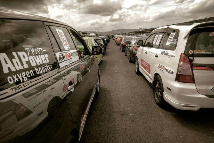 Divisi balap Innova Community yang diberi nama Innova Community Racing Team (ICRT).
