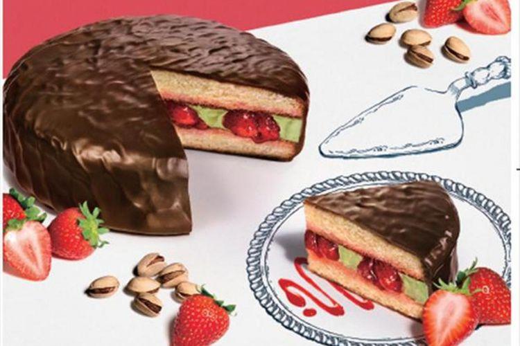 'Nama' Choco Pie FRAISIER (No. 5)
