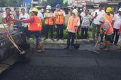 Pemanfaatan Aspal Plastik, 1 Kilometer Jalan Butuh 3 Ton Sampah Kresek
