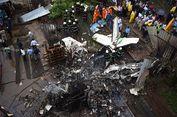 Pesawat Terbang Ringan Jatuh di India, Lima Orang Tewas
