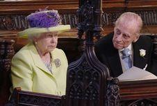 Donald Trump Hadiahkan Jaket 'Air Force One' untuk Pangeran Philip