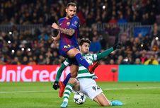 Hasil Lengkap Liga Champions, 5 Desember 2017
