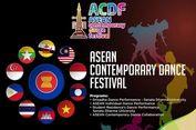 Libatkan 10 Negara, Kemendikbud Gelar Festival Tari Kontemporer ASEAN